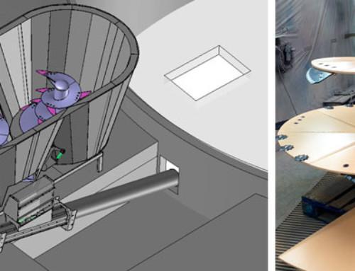 Thiérart développe un incorporateur pour méthaniseur